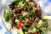 salat. FOTO: BENTE HAARSTAD.