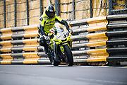 Raül TORRAS, ESP, Raül Torras Racing by Martimotos YAMAHA R1<br /> <br /> 65th Macau Grand Prix. 14-18.11.2018.<br /> Suncity Group Macau Motorcycle Grand Prix - 52nd Edition.<br /> Macau Copyright Free Image for editorial use only