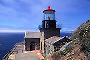 Point Sur Lightstation, Big Sur, California<br />