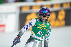 Asa Ando (JPN) during second run at the Ladies' Slalom at 56th Golden Fox event at Audi FIS Ski World Cup 2019/20, on February 16, 2020 in Podkoren, Kranjska Gora, Slovenia. Photo by Matic Ritonja / Sportida