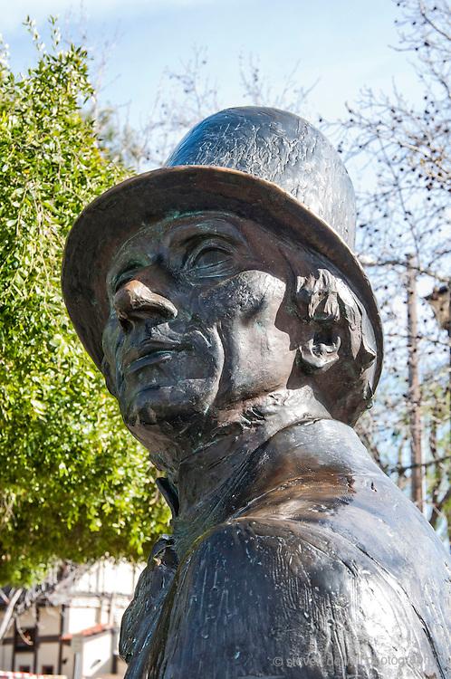 California Central Coast Statue