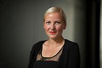 DEU, Deutschland, Germany, Berlin, 17.04.2018: Portrait von Jeannine Koch, Director re:publica, republica Konferenz.