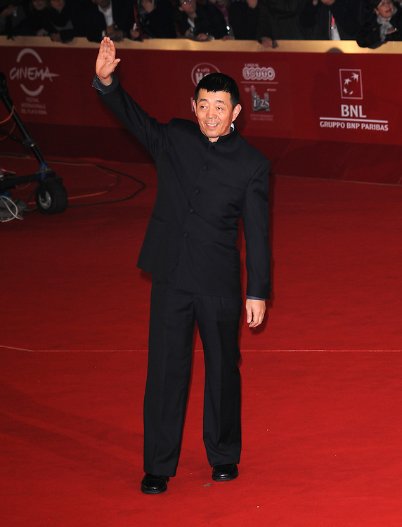 """Gu Changwei attends the premiere of """"Love for Life"""" during the 6th International Rome Film Festival..November 2, 2011, Rome, Italy.Picture: Catchlight Media / Featureflash"""