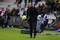 Michel DER ZAKARIAN - 31.01.2015 - Nantes / Lille - 23eme journee de Ligue 1 -<br />Photo : Vincent Michel / Icon Sport