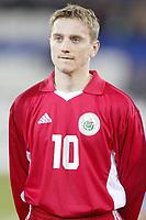 Fotball<br /> Treningskamp Andalouisa v Latvia<br /> 27. desember 2003<br /> Foto: Digitalsport<br /> Norway Only<br /> Andrejs Rubins, Latvia *** Local Caption *** 40000978