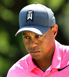 March 16, 2018 - Orlando, FL, USA - Tiger Woods heads to hole #2 tee-off on the second day of the Arnold Palmer Invitational at Bay Hill Friday, March 16, 2018 in Orlando, Fla. (Credit Image: © Joe Burbank/TNS via ZUMA Wire)