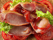 Back bacon rashers