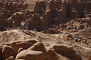 SHOT 5/22/17 9:04:18 AM - Emery County is a county located in the U.S. state of Utah. As of the 2010 census, the population of the entire county was about 11,000. Includes images of mountain biking, agriculture, geography and Goblin Valley State Park. (Photo by Marc Piscotty / © 2017)