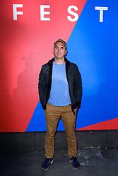 Edinburgh International Film Festival 2019<br /> <br /> Pictured: Argentinian Filmmaker Franco Volpi<br /> <br /> Alex Todd   Edinburgh Elite media