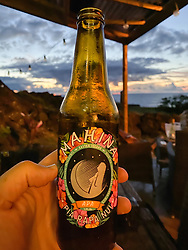 First Rapa Nui Beer