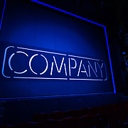 Photocall: Company at Gielgud Theatre, London, UK. 15 October 2018.
