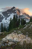 North Face of Whatcom Peak, North Cascades National Park