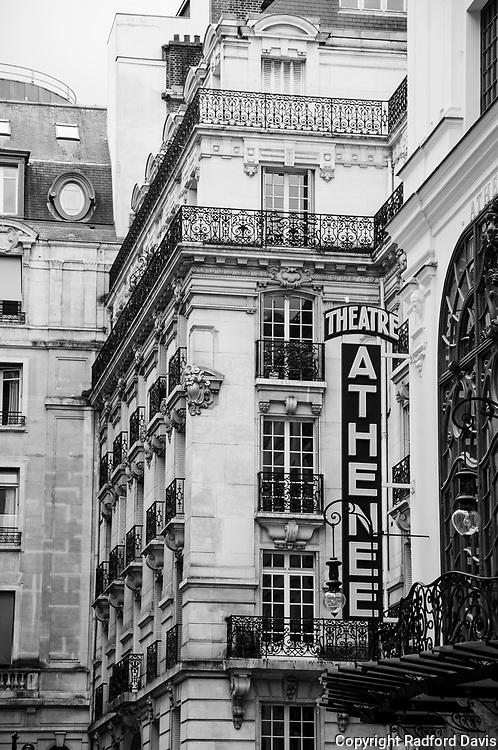 Theater, Paris, France
