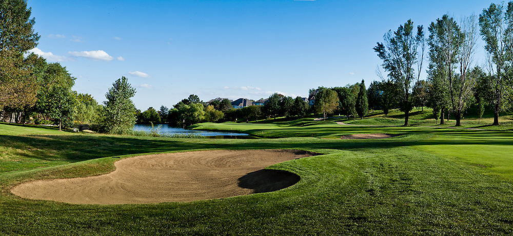 09 September 2011- Shadow Ridge Country Club is photographed for their new website in Omaha, Nebraska.
