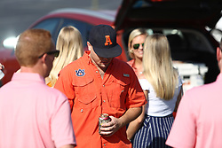 General images from the Blue Lot prior to the Chick-fil-A Kickoff Game between the Auburn Tigers and the Washington Huskies at Mercedes-Benz Stadium, Saturday, September 1, 2018, in Atlanta. Auburn won 21-16. (AJ Reynolds via Abell Images for Chick-fil-A Kickoff)