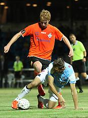 28 Aug 2013 FC Roskilde - FC Helsingør