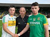 Meath v Offaly - Leinster U20 FC Quarter Final 2019