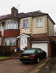 London, December 27 2017. The Southgate, London home of alleged war criminal Chowdhury Mueen-Uddin who was convicted and sentenced to death in his absence for war crimes in Bangladesh during the 1971 Bangladeshi war of independence. © SWNS