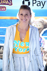 July 1, 2018 - Los Angeles, California, USA - 6/30/18.Jodie Sweetin at the premiere of ''Hotel Transylvania 3: Summer Vacation'' held at the Westwood Village Theatre in Los Angeles, CA. (Credit Image: © Starmax/Newscom via ZUMA Press)