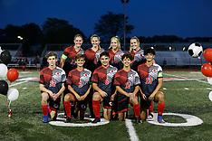 09/07/21 Bridgeport Soccer Senior Night