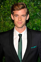 Harry Treadway attends the 58th London Evening Standard Theatre Awards in association with Burberry, London, UK, November 25, 2012. Photo by Chris Joseph / i-Images.