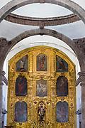 San Javier Mission, February, Baja, Mexico