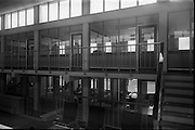 04/06/1964<br /> 06/04/1964<br /> 04 June 1964<br /> Sisk's new offices and premises at Naas Road, Clondalkin, Dublin. View of offices.