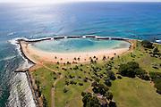 Majic Island, Ala Moana, Oahu, Hawaii<br />