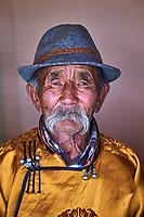 Mongolie, province de Bayan Olgii, fêtes du Naadam // Mongolia, Olgii province, Naadam festival