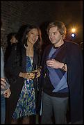HIKARI YOKAHAMA; HARLAND MILLER, Julia Peyton-Jones, Hans Ulrich Obrist and Coach host the Serpentine Future Contemporaries Party. Serpentine Sackler Gallery. Kensington Gdns. London. 21 February 2015