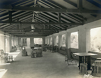1926 Loggia at the Hollywood Studio Club on Lodi Pl.