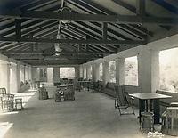 1926 Loggia at the Hollywood Studio Club on Lodi Pl.