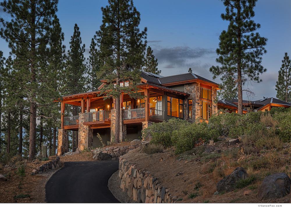 MCR, Martis Camp Realty, Ward Young Architects, Jones Corda Construction