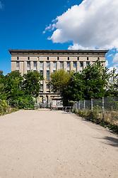Berghain nightclub in Berlin Germany