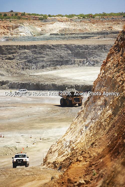 Kimberley Diamond Company Ellendale pit