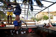 Children in Cidade Velha, the first capital of Cape Verde.