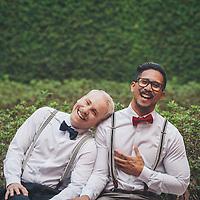 Eduardo + Terence: Engaged
