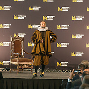 NLD/Soesterberg/20180424 - Koning opent tentoonstelling 'Willem', Joshua Rubin