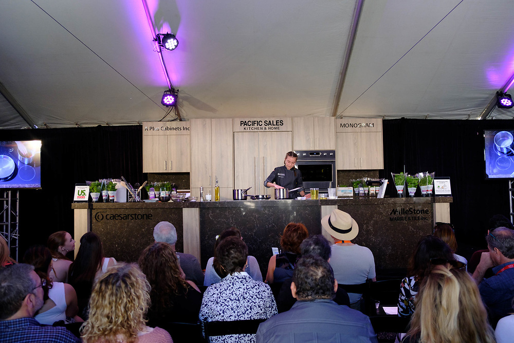 The 2018 Palm Desert Food and Wine Festival hosted by Palm Springs Life Magazine. Photos by Tiffany L. Clark