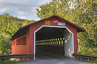 Henry Covered Bridge Bennington, Vermont