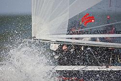 08_003608 © Sander van der Borch. Medemblik - The Netherlands,  May 24th 2008 . Day 4 of the Delta Lloyd Regatta 2008.