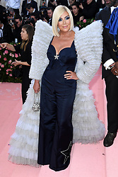 """Kris Jenner at the 2019 Costume Institute Benefit Gala celebrating the opening of """"Camp: Notes on Fashion"""".<br />(The Metropolitan Museum of Art, NYC)"""