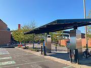 Electronic Vehicle charging stations in Portland Oregon