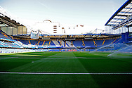 Stamford Bridge before the Premier League match between Chelsea and West Ham United at Stamford Bridge, London, England on 15 August 2016. Photo by Jon Bromley.