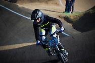 #169 (GODET Julien) FRA at the 2013 UCI BMX Supercross World Cup in Chula Vista