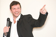 121101 - Lee Sharpe sportsmans dinner