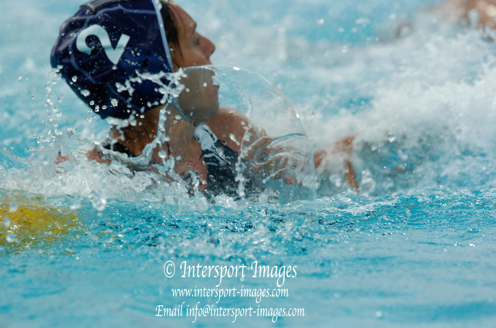 Athens, GREECE. Water Polo, Greece vs Italy, at the Athens Aquatic Sports Centre, 26.08.2004  [Photo, Peter Spurrier/Intersport-images].