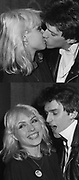 Debbie Harry and Kosmo Vinyl - Blondie reception 1980