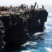 Ka Lae (South Point), Big Island, Hawaii.