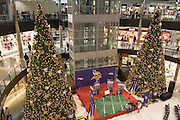 "Minnesota USA, Minneapolis, ""Mall of America"" pre Christmas shopping in the the largest indoor mall in the U.S November 2006"